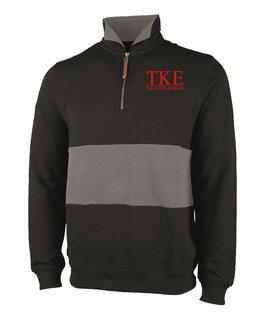 Tau Kappa Epsilon Greek Letter Quad Pullover