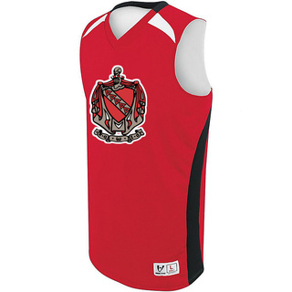 Tau Kappa Epsilon High Five Campus Basketball Jersey