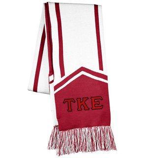 Tau Kappa Epsilon Homecoming Scarf