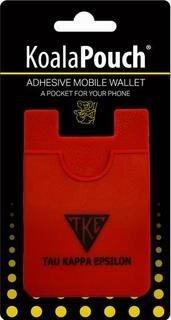 Tau Kappa Epsilon Koala Pouch Phone Wallet