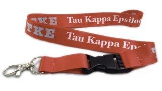 Tau Kappa Epsilon Lanyard
