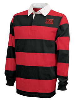 Tau Kappa Epsilon Lettered Rugby