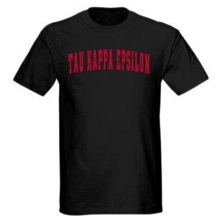 Tau Kappa Epsilon letterman Tees