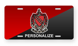 Tau Kappa Epsilon License Cover