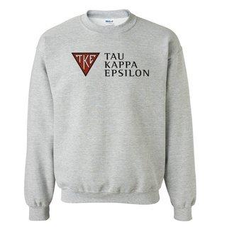 Tau Kappa Epsilon Logo Crewneck Sweatshirt