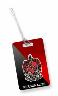 Tau Kappa Epsilon Luggage Tag
