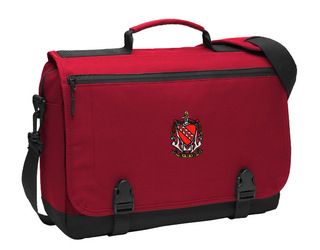 Tau Kappa Epsilon Messenger Briefcase