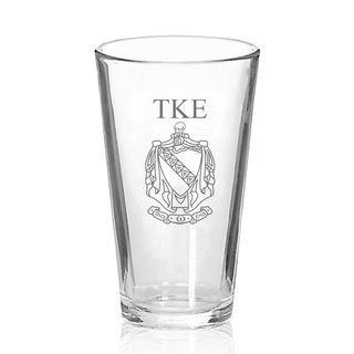 Tau Kappa Epsilon Mixing Glass