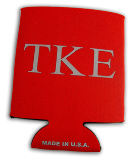 Tau Kappa Epsilon Pocket Can Cooler