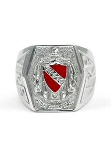 Tau Kappa Epsilon Sterling Silver Ring