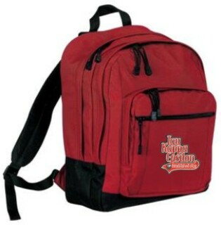 DISCOUNT-Tau Kappa Epsilon Tail Backpack