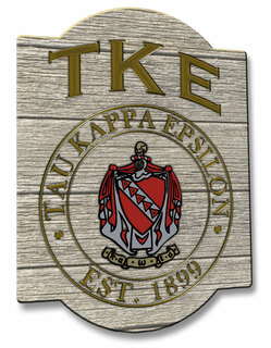 Tau Kappa Epsilon Traditional Sign