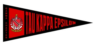 Tau Kappa Epsilon Wall Pennants