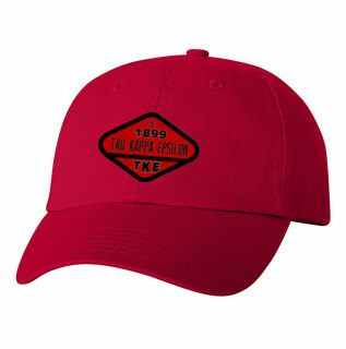 DISCOUNT-Tau Kappa Epsilon Woven Emblem Hat
