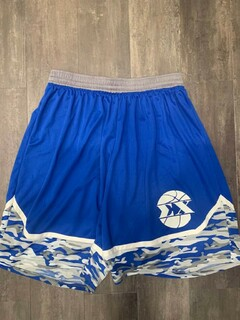 The New Super Savings - Sigma Chi Short - BLUE