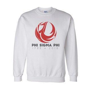 The Phoenix (Phi Sigma Phi) Crewneck Sweatshirt