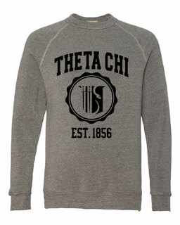 Theta Chi Alternative - Eco-Fleece� Champ Crewneck Sweatshirt