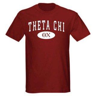 Theta Chi arch tee
