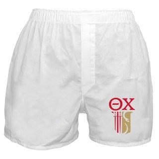 Theta Chi Boxer Shorts