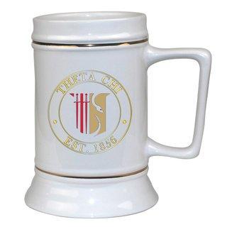 Theta Chi Ceramic Stein