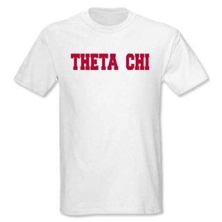 Theta Chi college tee