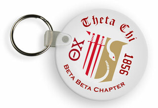 Theta Chi Color Keychains