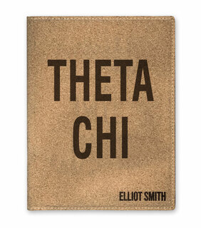 Theta Chi Cork Portfolio with Notepad