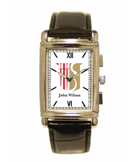 Theta Chi Greek Classic Wristwatch
