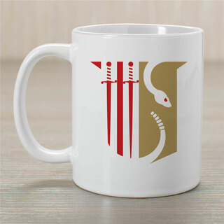 Theta Chi Greek Crest Coffee Mug