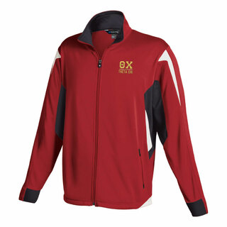 Theta Chi Greek Letter Dedication Jacket