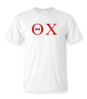 Theta Chi Lettered Tee - $9.95!