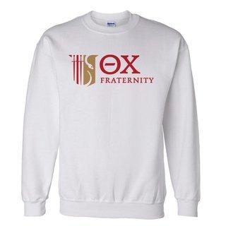Theta Chi Logo Crewneck Sweatshirt