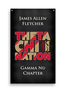 Theta Chi Nations Giant Flag