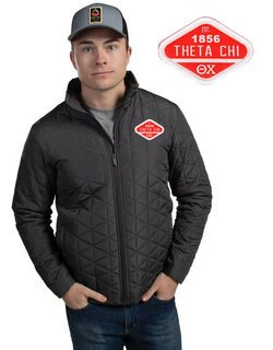 Theta Chi Repreve ECO Jacket
