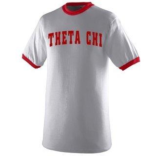 Theta Chi Ringer T-shirt