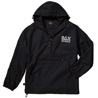 Theta Delta Chi Pack-N-Go Pullover