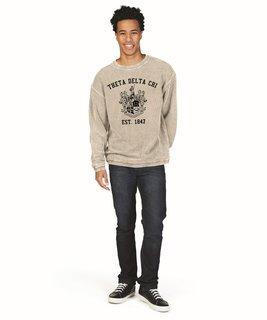 Theta Delta Chi Camden Crew Neck Sweatshirt