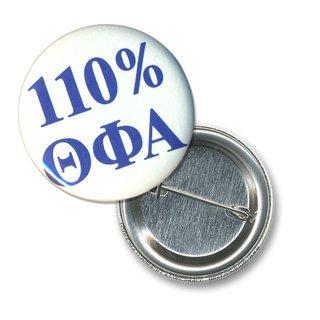 Theta Phi Alpha 110% Sorority Buttons