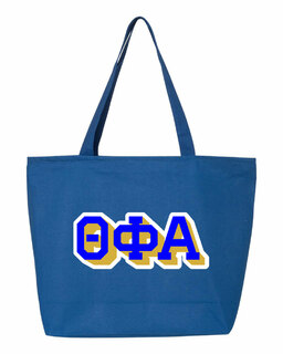Theta Phi Alpha 3D Letter Tote Bag
