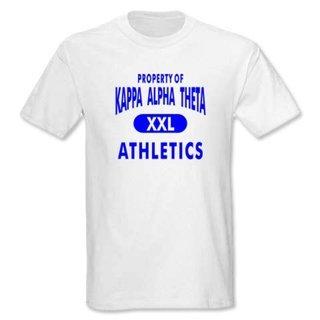 Theta Phi Alpha Athletics T-Shirts