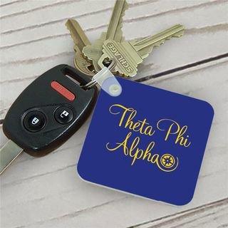Theta Phi Alpha Mascot Key Chain