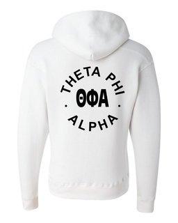 Theta Phi Alpha Circle Hoodie
