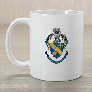 Theta Phi Alpha Crest Coffee Mug