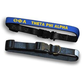 Theta Phi Alpha Dog Collar