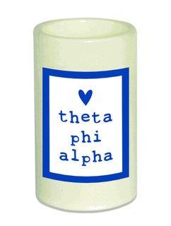 Theta Phi Alpha Flameless Candle