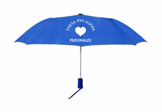 Theta Phi Alpha Mascot Umbrella