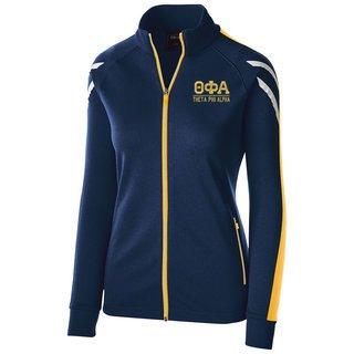 Theta Phi Alpha Flux Track Jacket