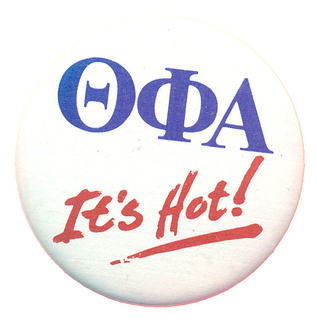 Theta Phi Alpha It's Hot Button
