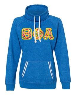 Theta Phi Alpha J. America Relay Cowlneck Sweatshirt