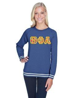 Theta Phi Alpha J. America Relay Crewneck Sweatshirt
